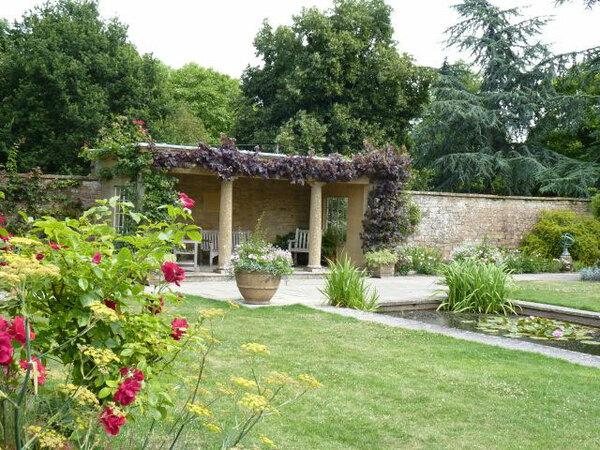 Tintinhull House Garden, England