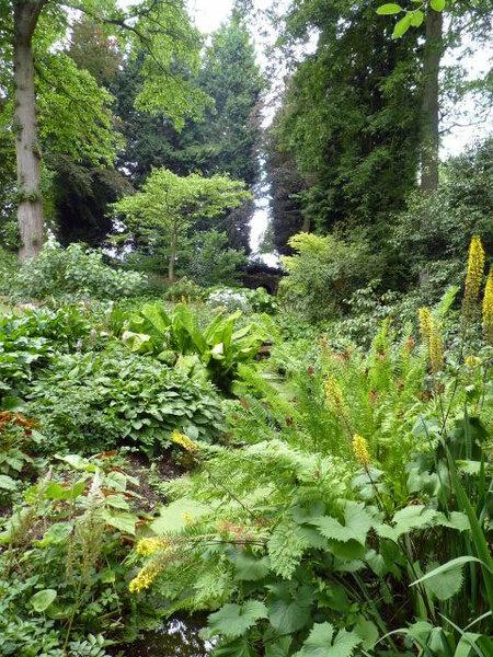 Englefield House Garden, Reading