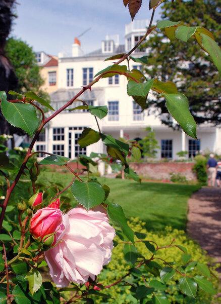 Hauteville House Garden, Guernsey