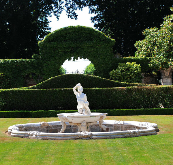 Jardins du Montmarin, Bretagne