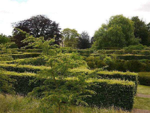 Scampston Walled Garden, 2010