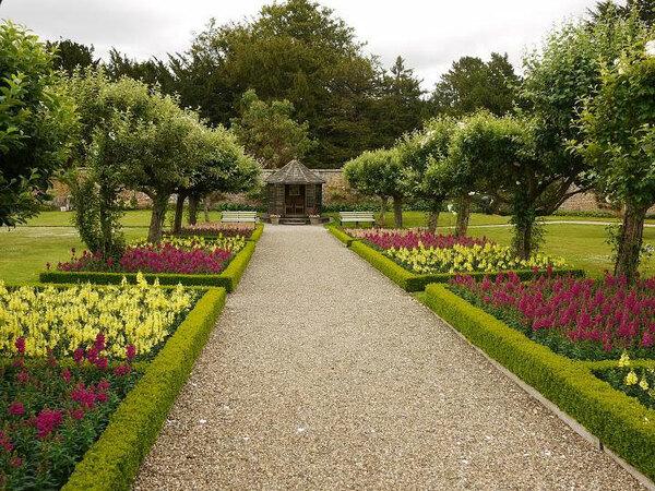 Sledmere Garden, 2010