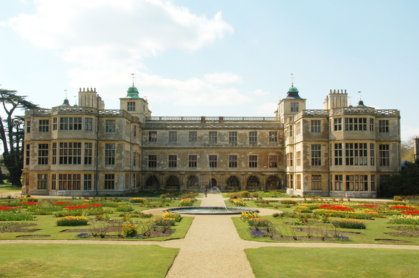 Audley End Garden