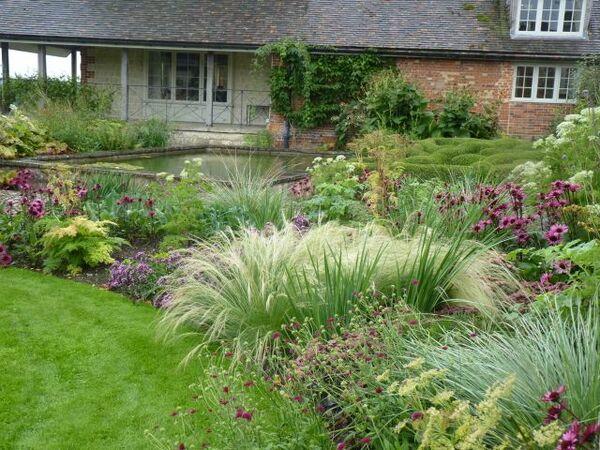 Bury Court Garden, Surrey