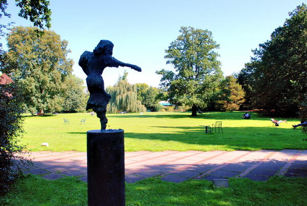 Luisenpark, Germany