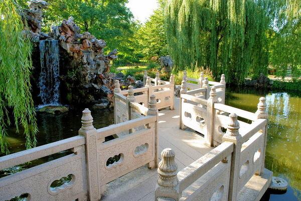 Chinese Garden, Luisenpark