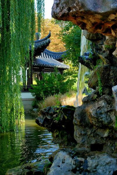 Garten der vielen Ansichten, Mannheim
