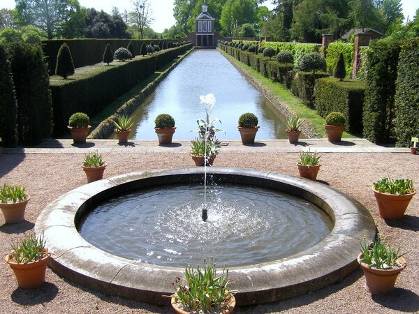Westbury Court Garden.Gloucestershire