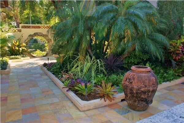 Four Arts Garden, Florida