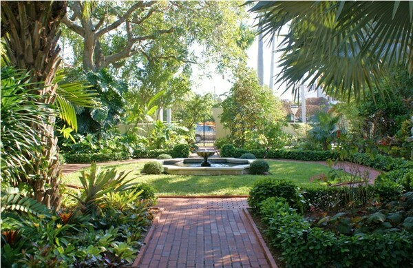Four Arts Garden, Palm Beach