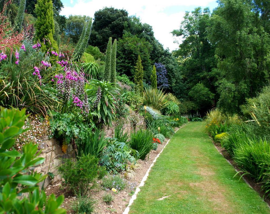 Jardins de kerdalo for Jardin en france