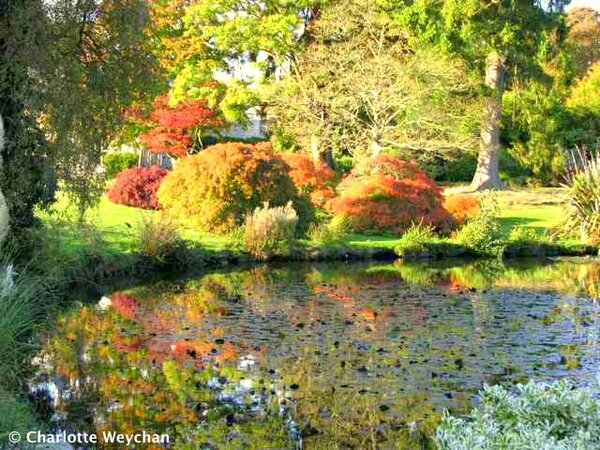 Wakehurst Place, Autumn