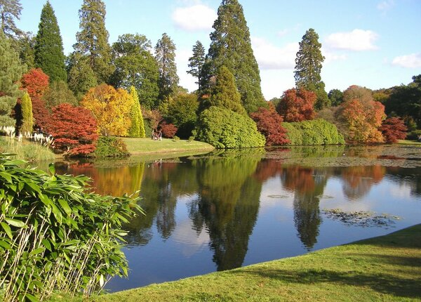 Sheffield Park Garden, Autumn 2010