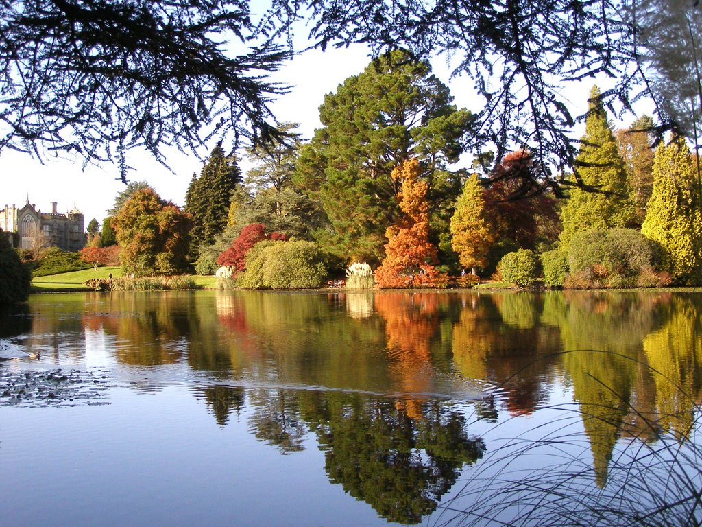 Sheffield Park Garden, East Sussex
