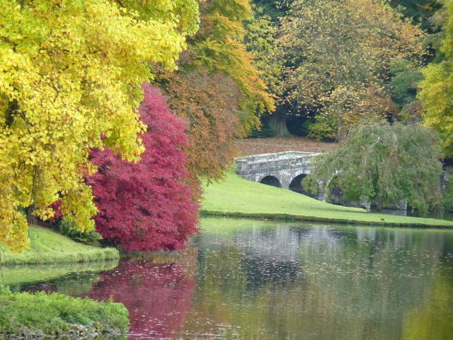 Stourhead Garden, Autumn 2010