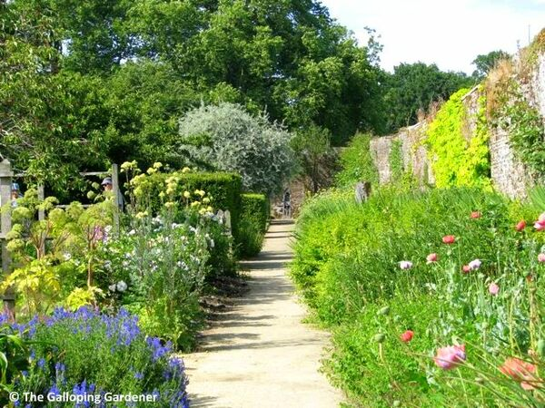 Parham House and Gardens, West Sussex