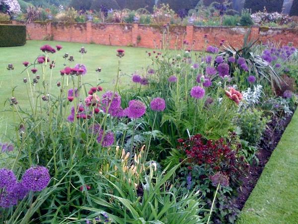 Packwood House Garden, Warwickshire