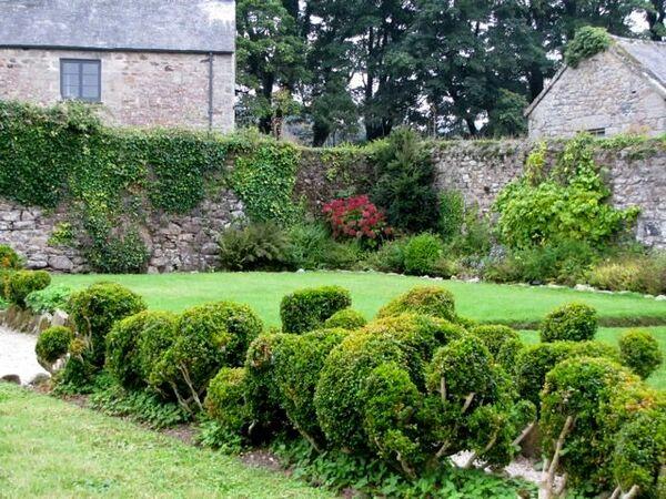 Godolphin Garden, Cornwall
