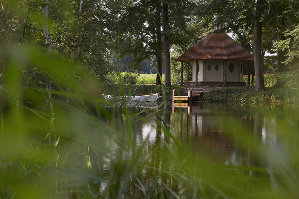 Sanderumgaard Romantic Gardens, Denmark