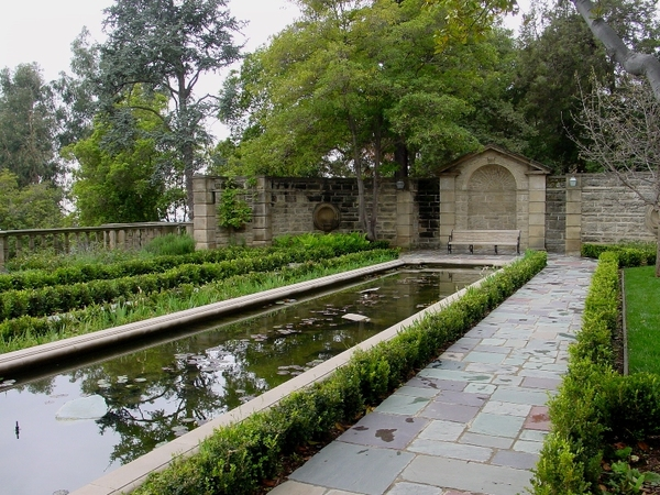 Greystone Mansion and Park , USA, Karl Gercens